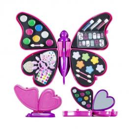 Pillangós smink készlet