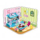 QMAN Lányszoba – 3 variáció nappali, hálószoba, konyha