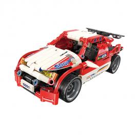 QMAN Rally autó – a technika szerelmeseinek