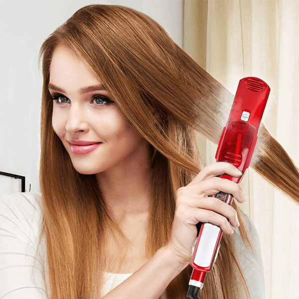 Red 'N Shine - Gőzölős hajvasaló