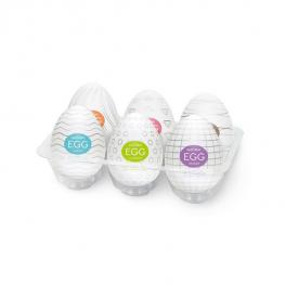 Tenga Egg maszturbátor válogatás (6db)