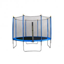 Trambulin védőhálóval 366 cm