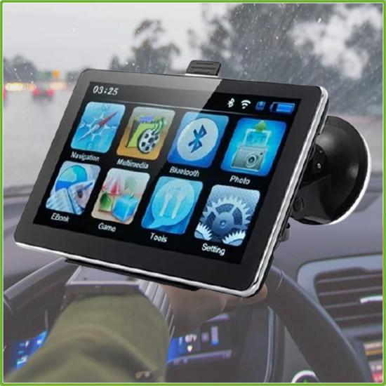 TravelPro GPS navigáció