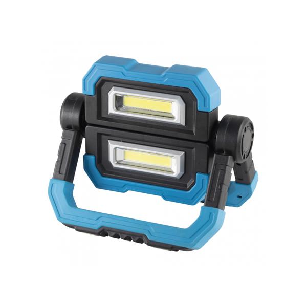 Újratölthető COB LED-es fényvető