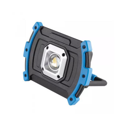 Újratölthető COB LED fényvető