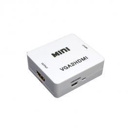 VGA-HDMI konverter