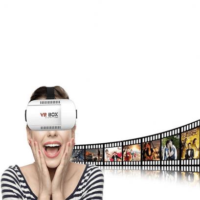 VR Box virtuális valóság szemüveg