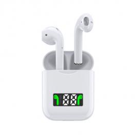 Vezeték nélküli fülhallgató töltőtokkal
