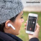 Jellemzők: Használható: -iPhone: 7 plus, 7, 6s, 6 plus, SE -Galaxy S8 Plus -LG Bluetooth: 4.2 Érzékenység:112 ± 2dB Frekvencia átvitel:20-22000Hz Használati idő egy töltéssel: - Zenehallgatás, telefonálás: kb. 3-4 óra - Készenléti állapot: kb. 100 óra Gyors töltődés, USB kábellel Beépített mikrofon + zajszűrő Fülhallgató akkumulátora: 35 mAh Akkumulátortöltő alap: 400 mAh