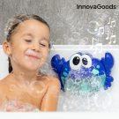 Zenés tarisznyarák fürdőjáték