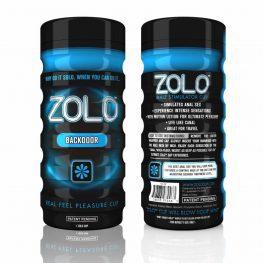 Zolo Backdoor - Maszturbátor